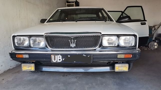Maserati 430 p/unidades