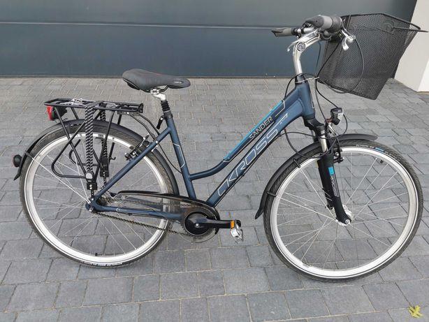 """Rower Kross Trans Sander L 28"""" jak nowy"""