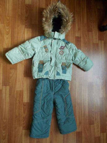 Зимний костюм - комбинезон Danilo ( рост 92 см).