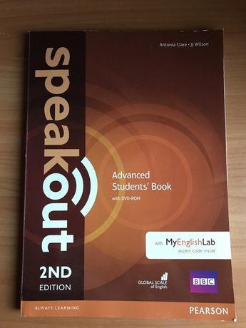 Учебник Speak out Advanced
