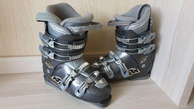 Damskie Buty narciarskie NORDICA One W roz 39-40 Flex 40 Miękkie 26