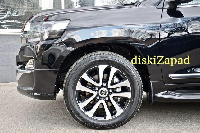 Диски Toyota Land Cruiser 200 100 R18 R20 5x150 Литые Новые Тойота
