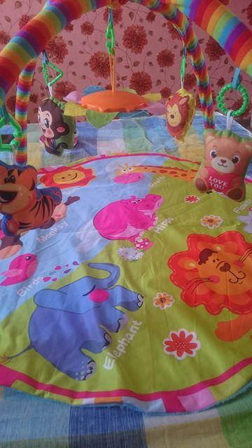 Развлекательный коврик