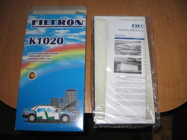 Filtr kabinowy Filtron K 1020