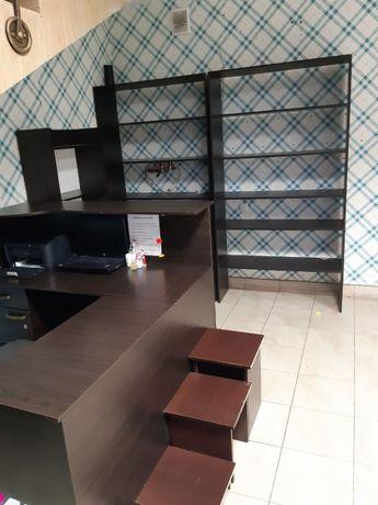 Меблі Шафа полички Стіл для магазину або офісу