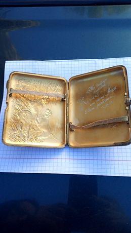 Продам портсигар 2шт сиребро