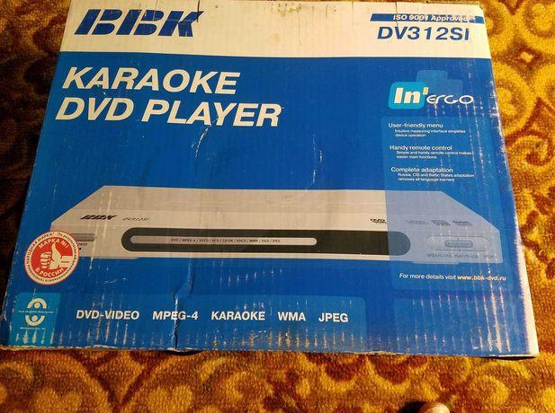 Продам DVD плеер BBK