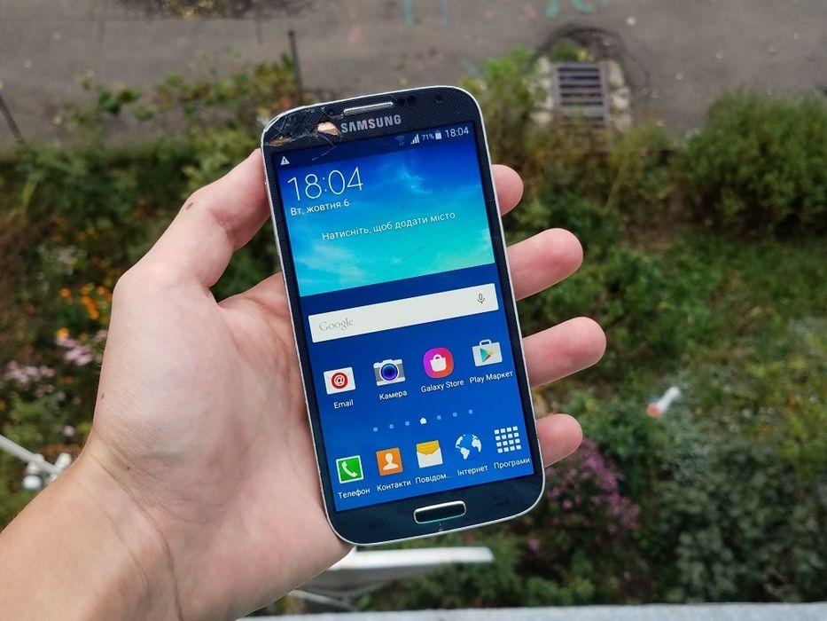 Samsung Galaxy S4 разбитый экран Львов - изображение 1