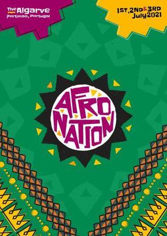 Vendo bilhetes para Afro Nation