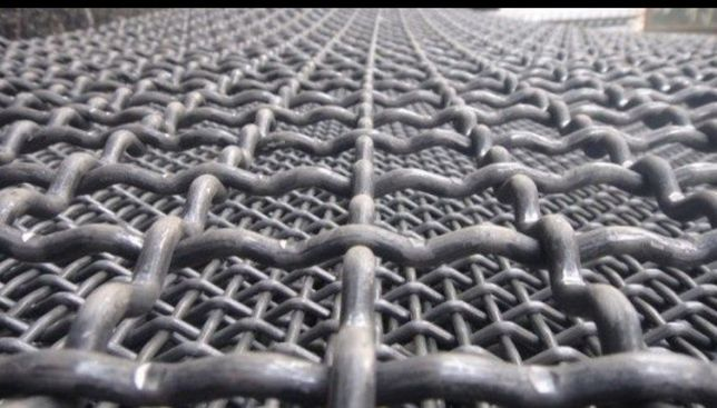 Ограждение, Забор из канилированной сетки