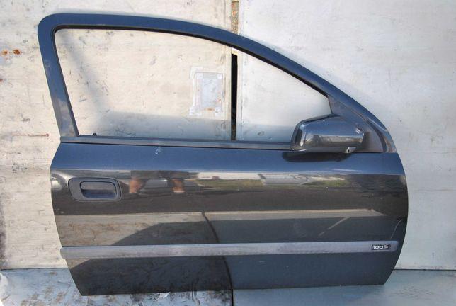 Drzwi prawe Opel Astra G 3d