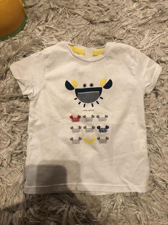 Koszulka niemowleca 68