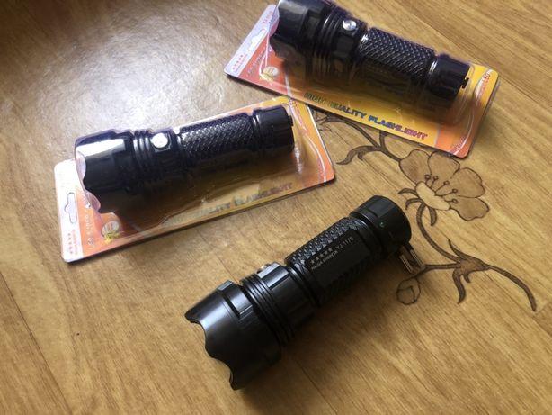 Аккамуляторные фонари