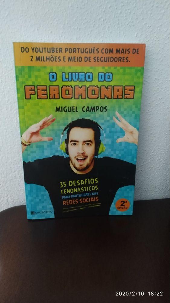 O Livro do Feromanas Vila Nova de Milfontes - imagem 1