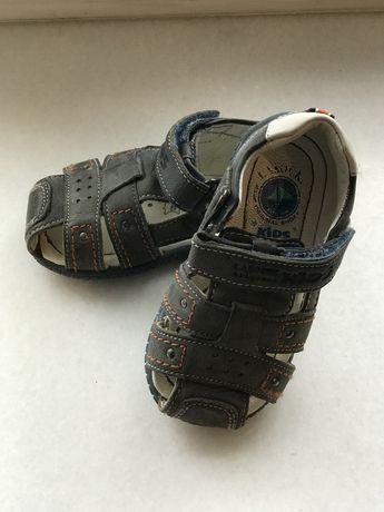 Sandałki Lasocki rozmiar 20 skóra