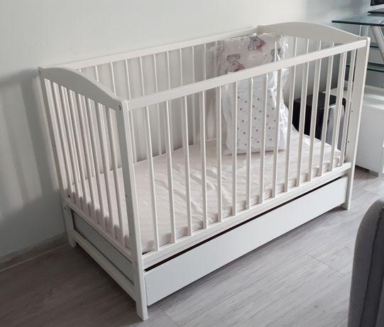 Łóżeczko dziecięce KLUPŚ Henry 120×60