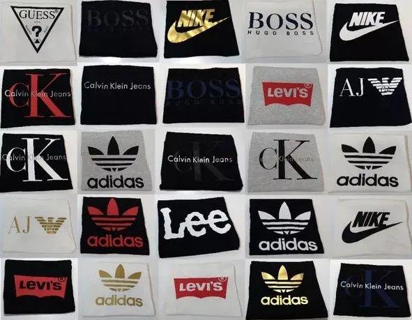 Premium koszulki boss Armani Adidas nike reebok Gucci Fila Tommy S-XXL