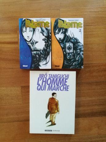 Bds Manga edições francesas
