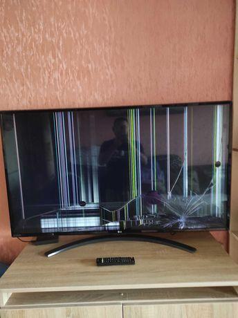 Телевизор ТВ LG 49UK6470PLC (Матрица -)