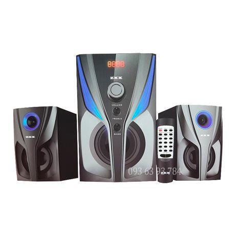 Музыкальный центр 2.1 для дома, 25ВТ/USB/ Bluetooth/ FM-радио. 009