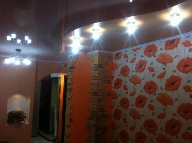Косметический ремонт квартир, комнат, домов