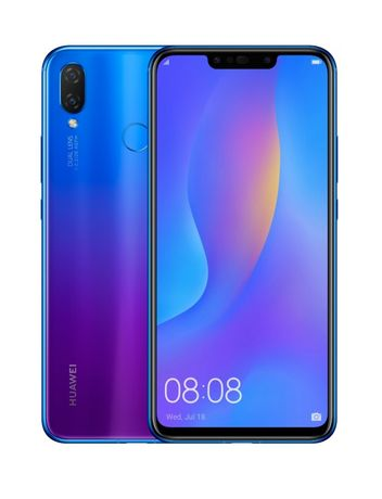 HUAWEI P Smart plus , HUAWEI P Smart+ Iris Purple