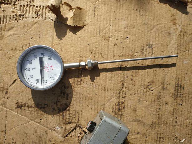 Продам датчик температуры до 160 градусов новый за 200 гривен.