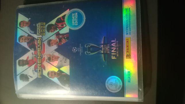 Kart piłkarskie 2015 (100 kart)