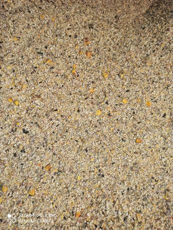 Комбікорм кукурудза + пшениця