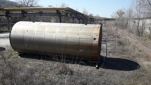 50 м.куб.нержавеющая емкость б/у.Резервуар В2-ОХР- 50