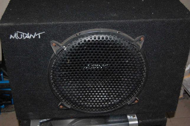Car Audio Tuba SKrzynia Mutant + Blaupunkt GTA 1300 Moc RMS 450W