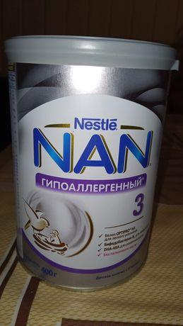 Продам NAN гипоаллергенный 3