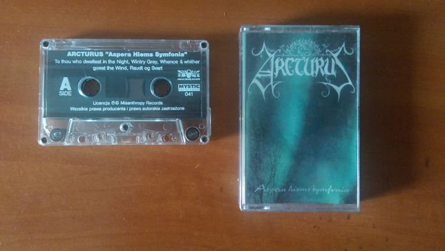 Arcturus – Aspera Hiems Symfonia