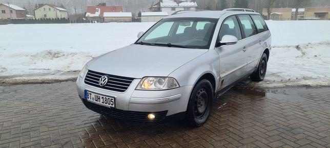 Volkswagen Passat b5 fl 2004r 180ps 4motion! 4x4 Klima! Grzane fotele!