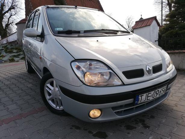 Renault Scenic polift  1.9dci 2000r klima alusy opłaty ważne