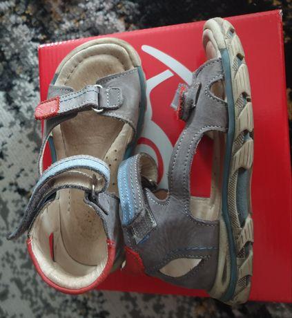 Sandały chłopięce Emel 25