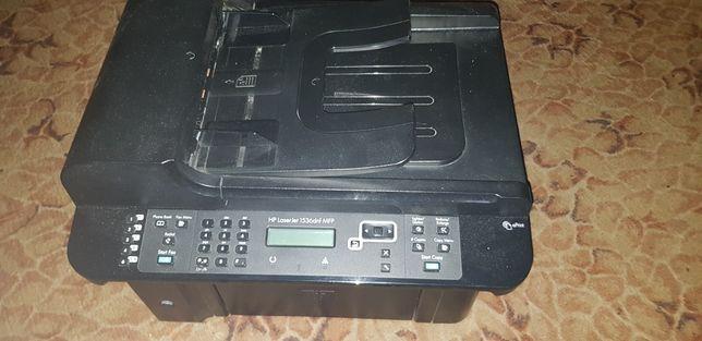 Drukarka laserowa urządzenie wielofunkcyjne LaserJet HP 1536dnf MFP