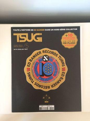 Коллекционный журнал к юбилею Ed Banger ( Justice Daft Punk Mr Oizo )