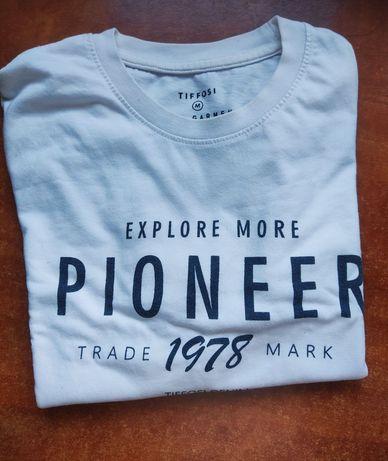 T-shirt Tiffosi, tamanho M