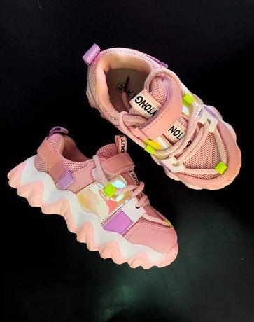 Детские кроссовки обувь для детей кроссовки на девочку р21-26