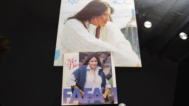 2 álbuns Fafá de Belém.