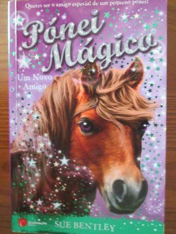 Pónei Mágico - Um Novo Amigo de Sue Bentley