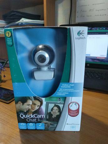 Веб камера web camera logitech