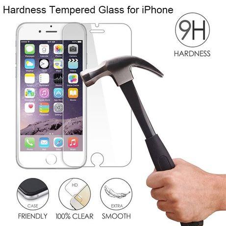 Szkło hartowane 6D Rock Apple iPhone 6 6s 7 8 7+ 8+ X 11 pro !