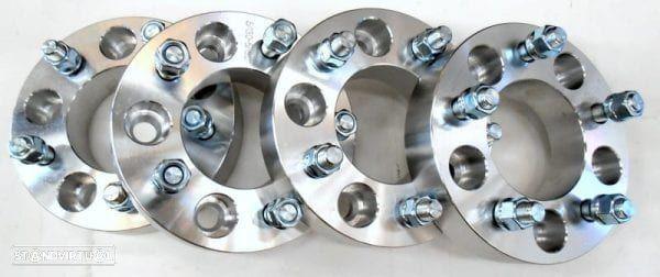 "Kit Tyrex Espaçadores Alumínio ""38mm"" Mercedes Classe G"