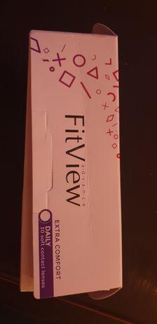 Soczewki jednodniowe FitView -1.75