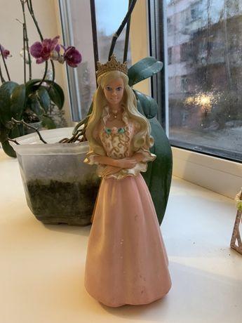 Фигурка флакон barbie mattel