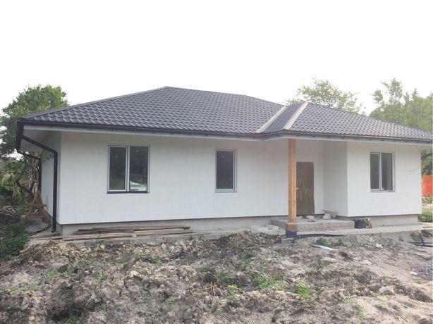 Гнедин дом + участок сосновый лес 5км Киев Осокорки (строим )