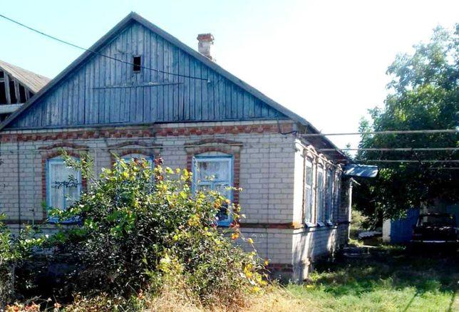 Продается дом в с.Азовское( Луначарское)