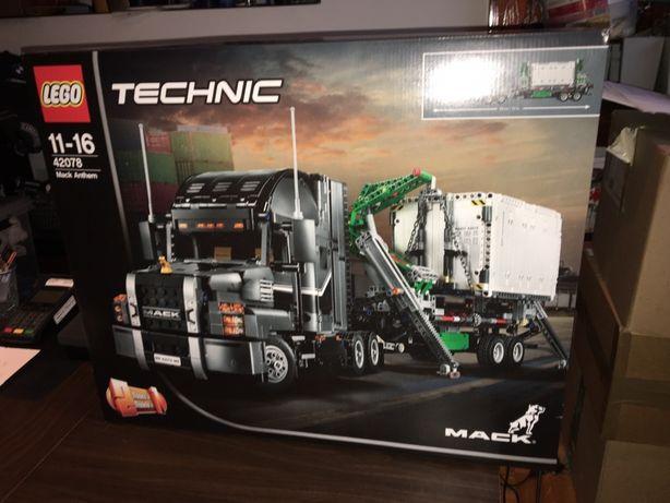 Lego 42078 Technic Maci Anthem Lego Nowe Oryginalne Unikat